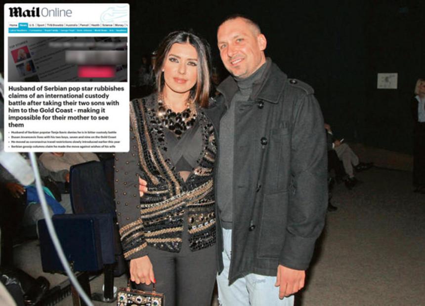 Muž Tanje Savić se oglasio te otkrio u kakvim su odnosima i da li će vratiti decu!