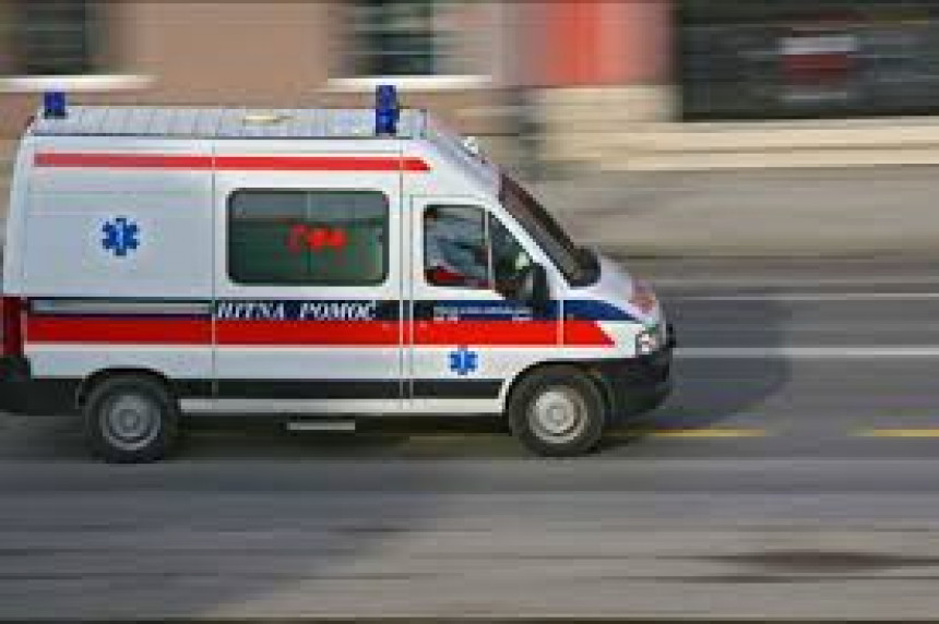 Banjaluka: Sudar Hitne pomoći i automobila