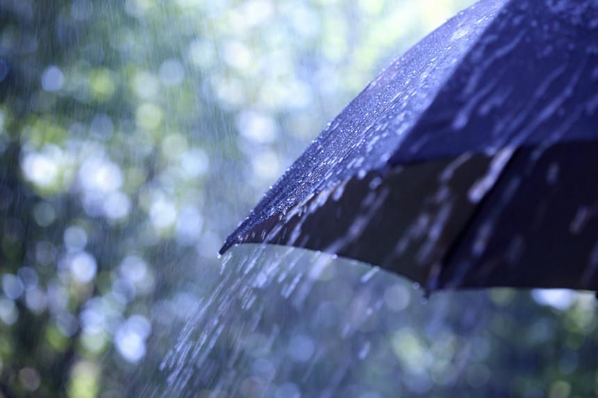 Danas promjenljivo i nestabilno vrijeme sa kišom