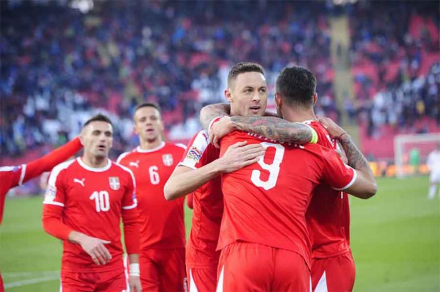 Познат датум меча Србија – Норвешка