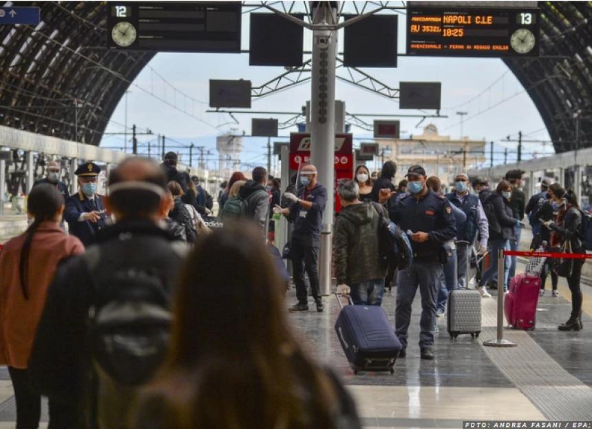 Nekoliko hiljada Nijemaca mora u karantin