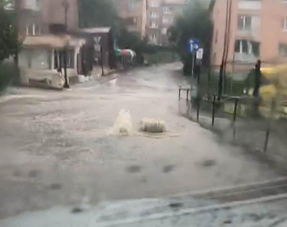 Nevrijeme stiže u dijelove Bosne i Hercegovine