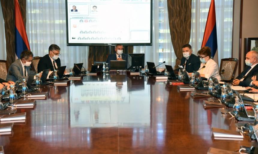 Republika Srpska se zadužuje za još 25 miliona maraka