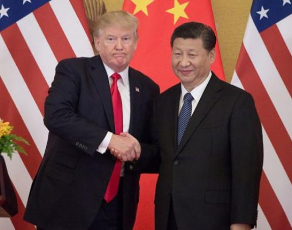 Tramp prijeti prekidom veza s Kinom zbog korone