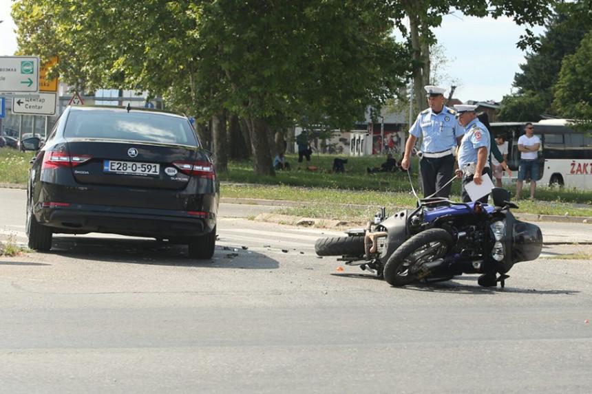 Nesreća: Poginuo motorista iz Bijeljine
