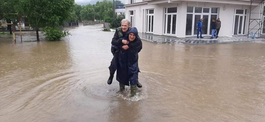 Zvornik: Preduzete mjere opreza zbog obilnih padavina