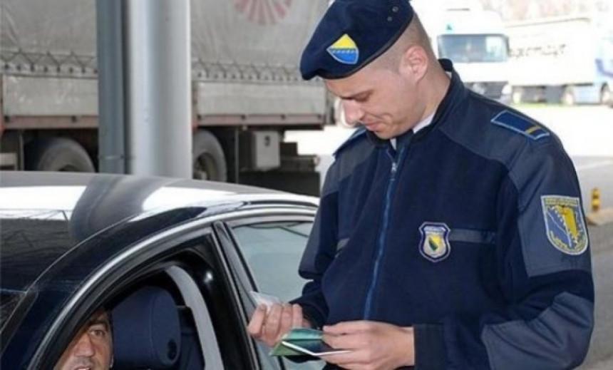 Држављанин БиХ ухапшен због шверца људи са Косова