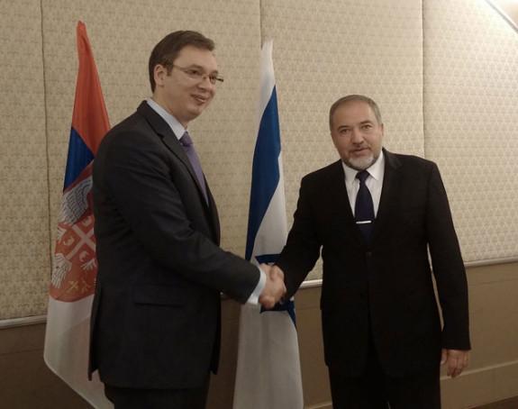 Liberman čestitao predsjedniku Srbije izbornu pobjedu