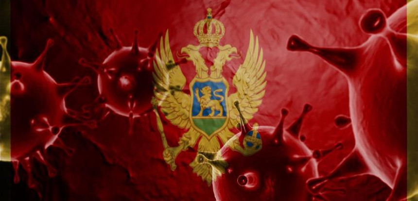 U Crnoj Gori zabilježeno 30 zaraženih osoba