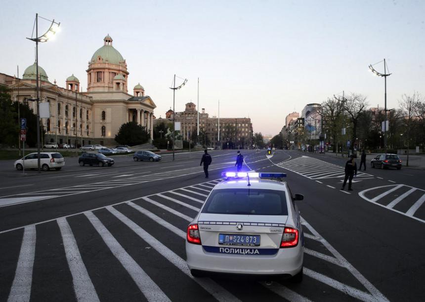 """""""U Beogradu će sutra biti uvedene nove mjere!"""""""