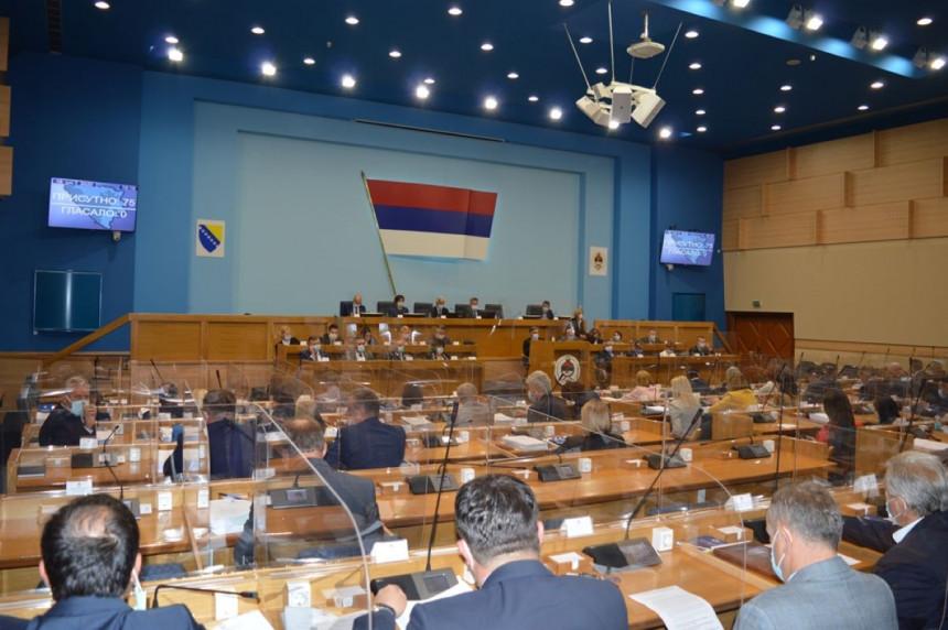 Pred poslanicima u NSRS izvještaj o izvršenju Budžeta