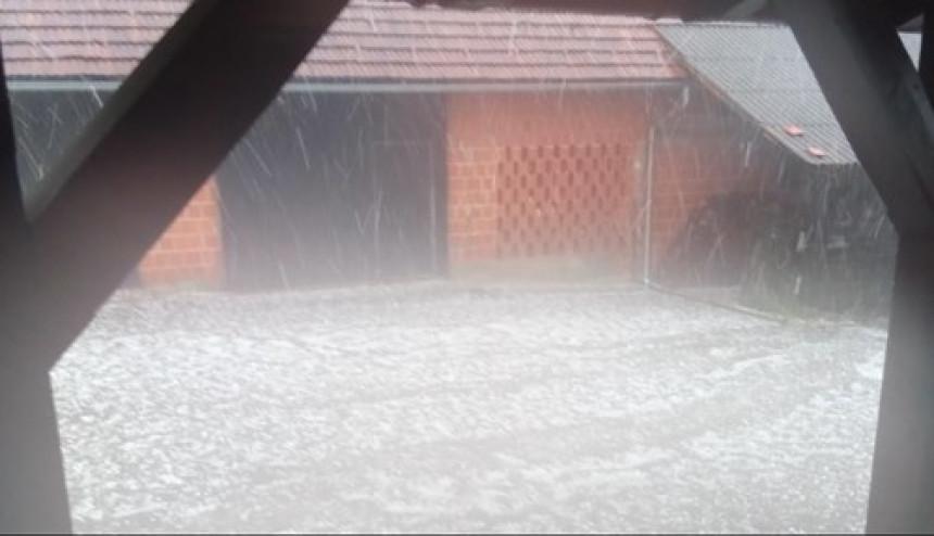 Oluja na sjeveru Hrvatske, aktiviran narandžasti alarm