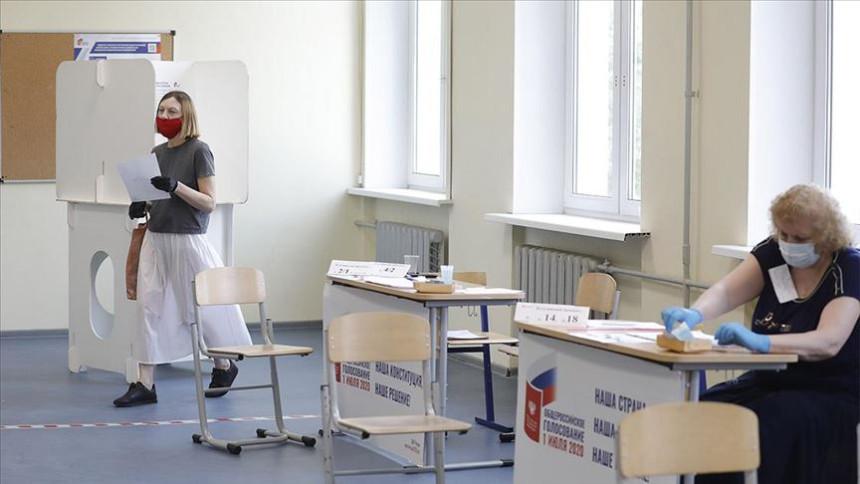 Руси на референдуму подржали уставне амандмане