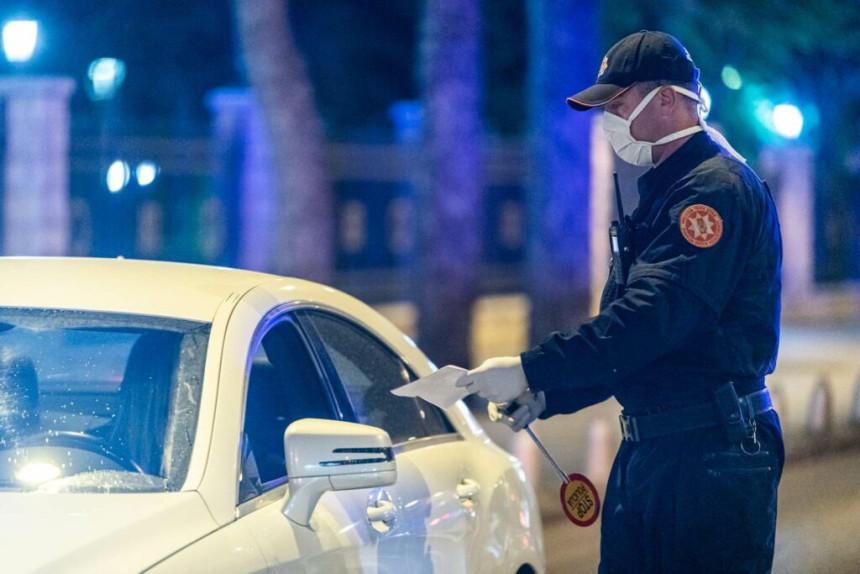 Crna Gora donijela nove mjere oko okupljanja