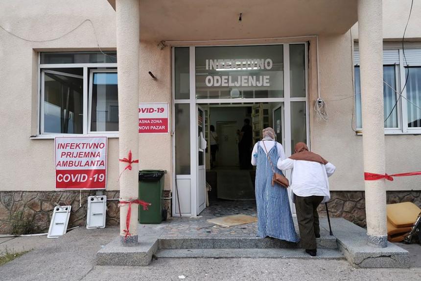 Do 2. jula u Novom Pazaru i Tutinu 46 žrtava