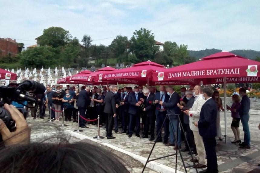 Počast za oko 3.265 stradalih Srba u Podrinju