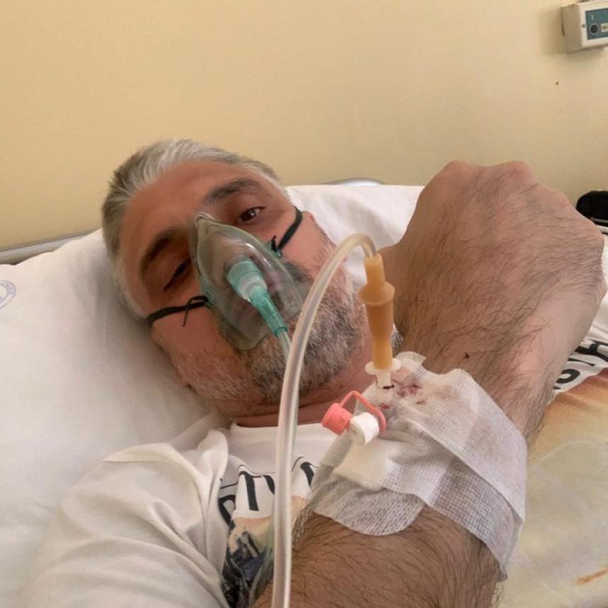 Oglasio se Čeda iz bolnice: Premoren sam ...