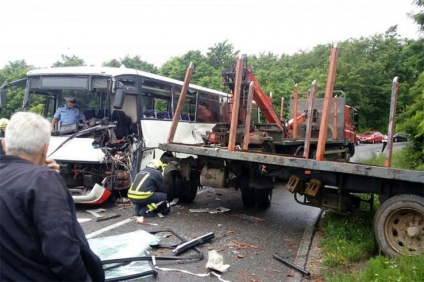 Saobraćajna nesreća kod Banjaluke, ima povrijeđenih