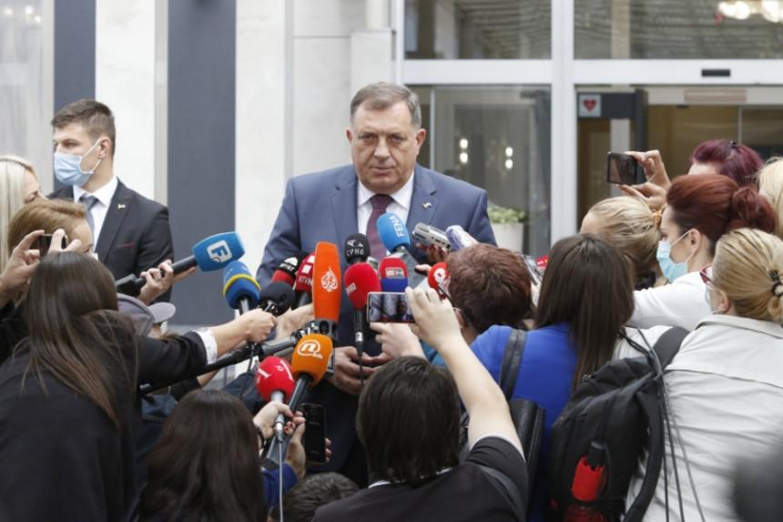 Dodik pristao: Cikotić ministar bezbjednosti BiH