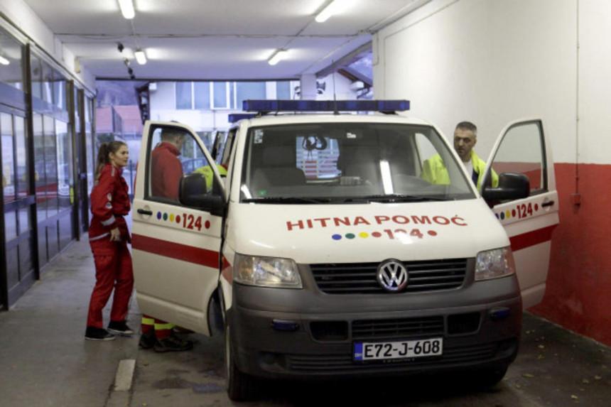 Zaraženi migrant pobjegao iz bolnice u Sarajevu