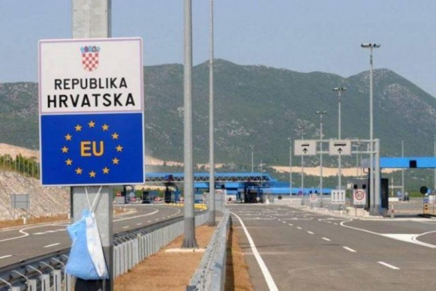 Bez samoizolacije pri ulasku iz BiH u Hrvatsku