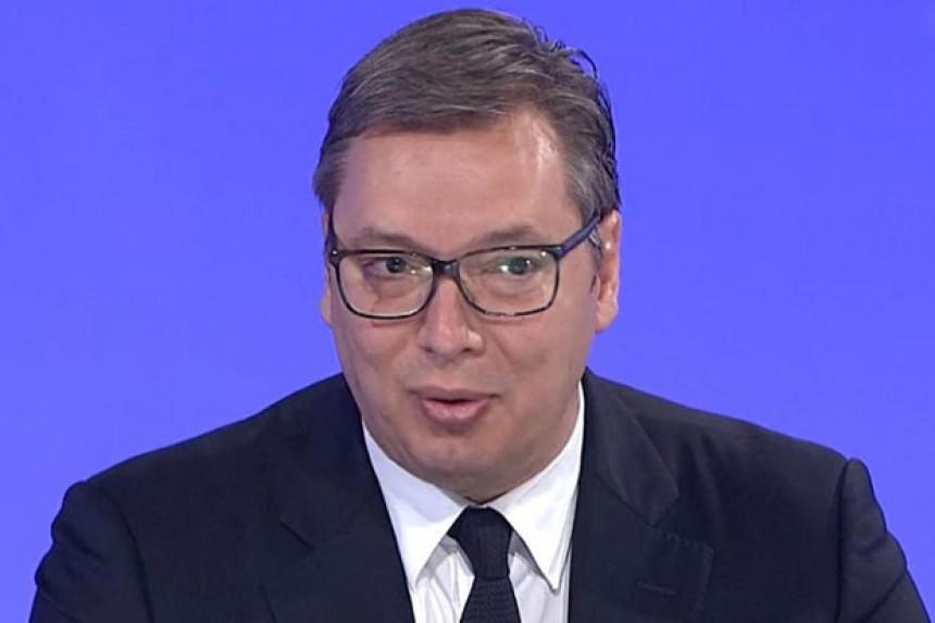 Vučić: Priština dala ultimatum od više tačaka