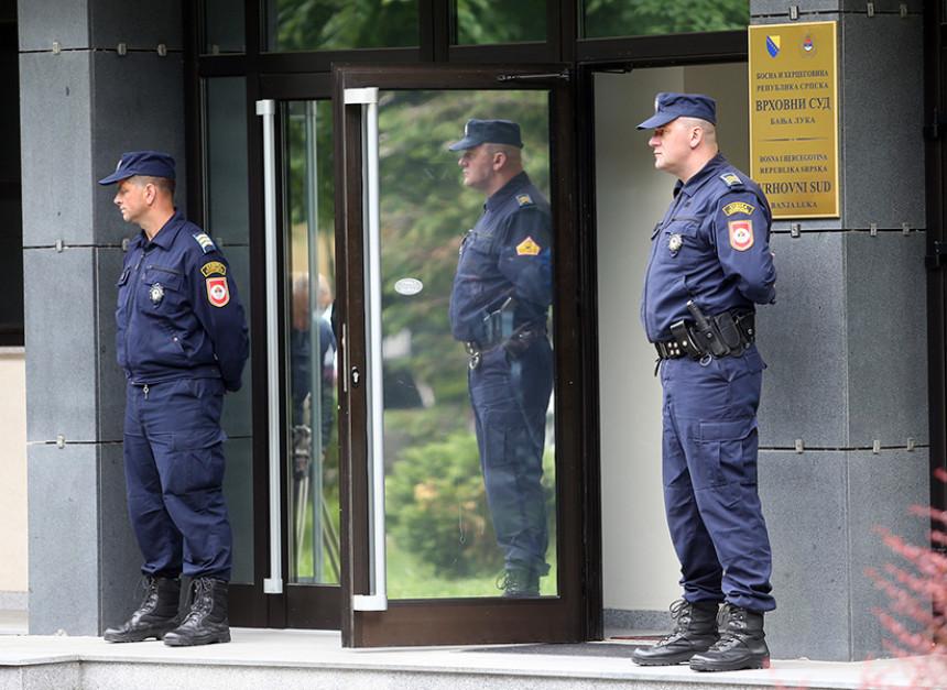Inspektori MUP RS oslobođeni, ponovo nema dokaza