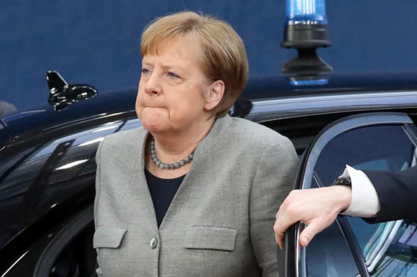 Otkriven špijun u kabinetu Angele Merkel