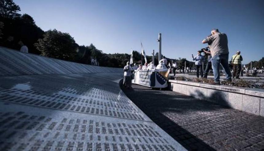 Komemorativni skup žrtvama zločina u Srebrenici