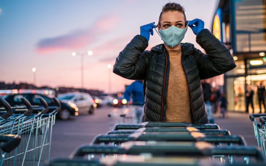 Од понедјељка у Хрватској обавезно ношење маски