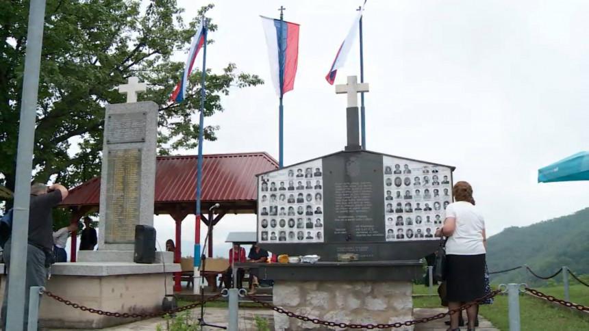 28 година од злочина над 69 српских цивила и војника у Залазју