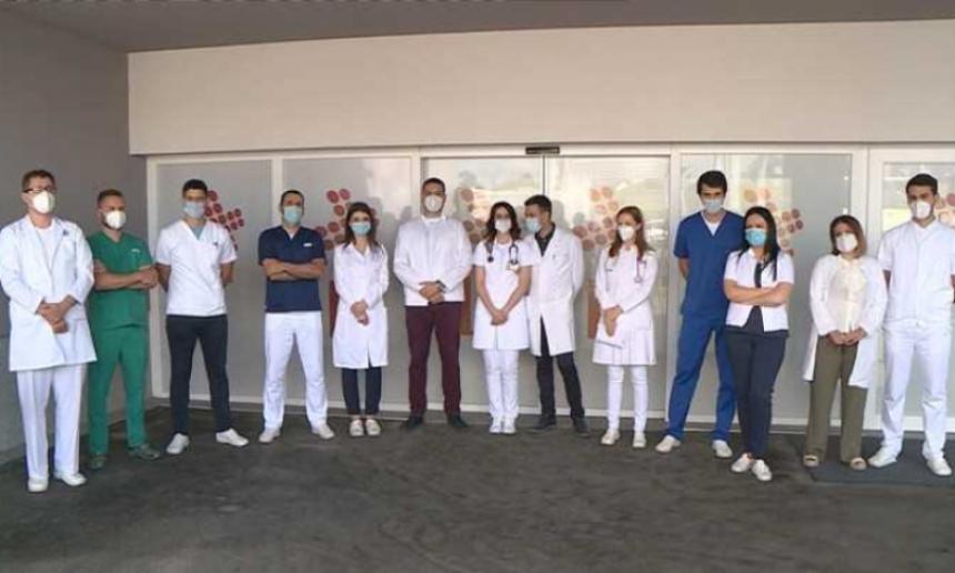 Mladi ljekari UKC Srpske: Klonite se okupljanja