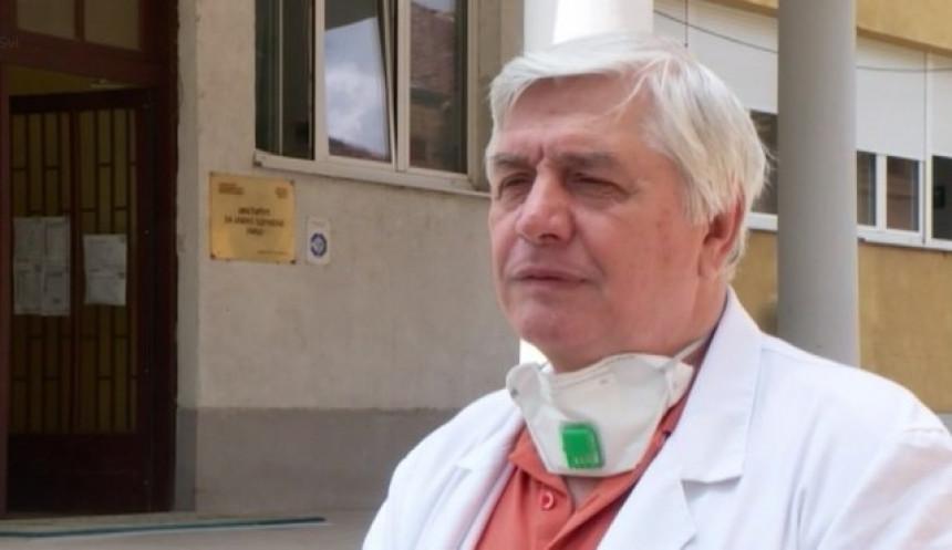 Tiodorović: Pik virusa do kraja sljedeće nedelje