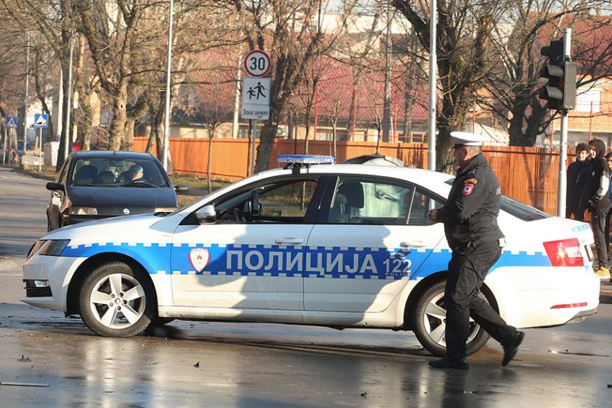 Banjaluka: Tuča tokom uviđaja, jedno uhapšeno
