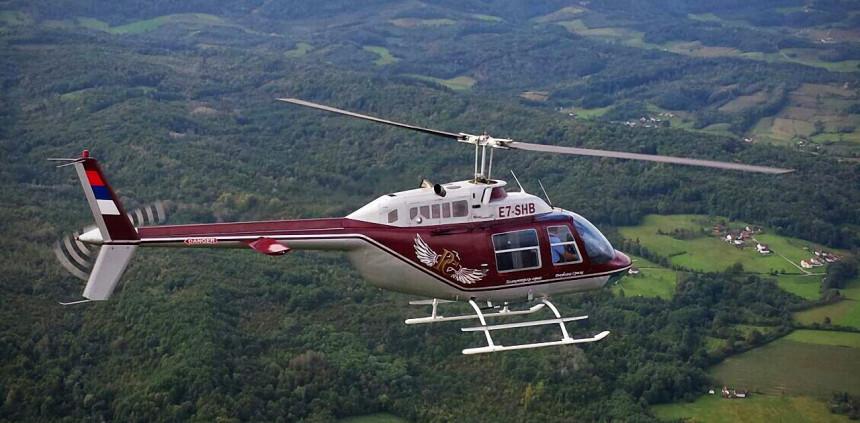 Višković iskreno: Mene niko ne pita za helikopter