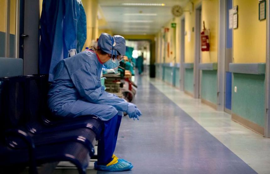 Dom zdravlja zatvoren, skoro svi ljekari oboljeli