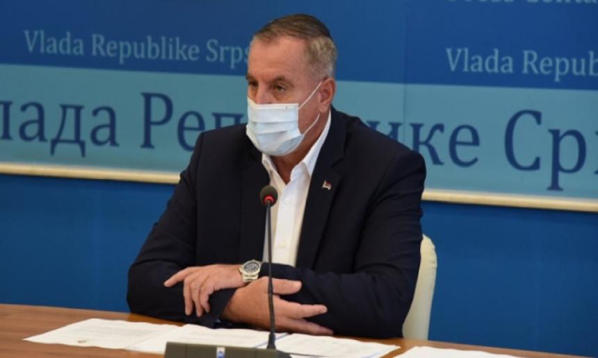 Predsjednik Vlade Srpske pozitivan na virus korona