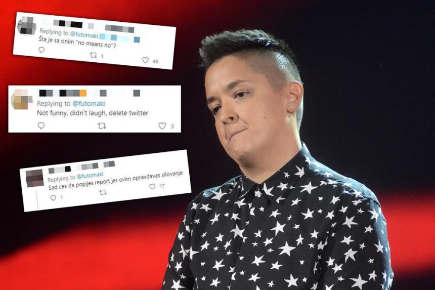 Tviteraši napali Mariju Šerifović zbog pogrešno shvaćenog tvita!