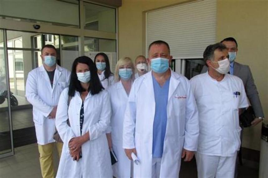Maksimović: Glavni prioritet borba protiv covid-19