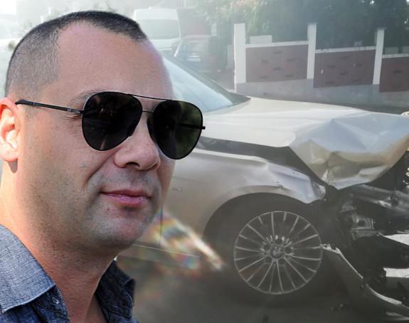 Darko Filipović povrijeđen u udesu