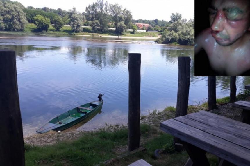 K. Dubica: Teško pretučeni mladić bačen u rijeku Unu