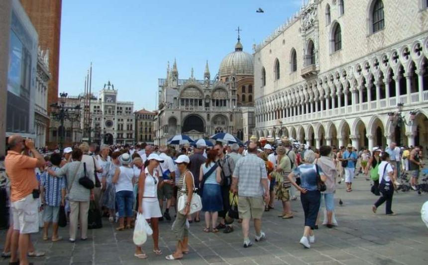 Sezone bez turista- Italija gubi pet milijardi evra