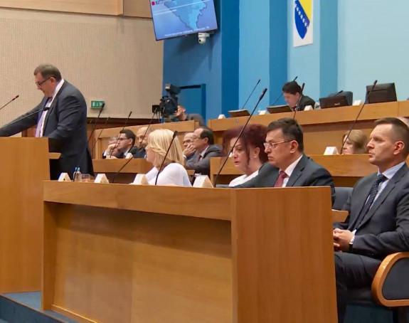 Dodik zahtijeva posebnu sjednicu Narodne skupštine