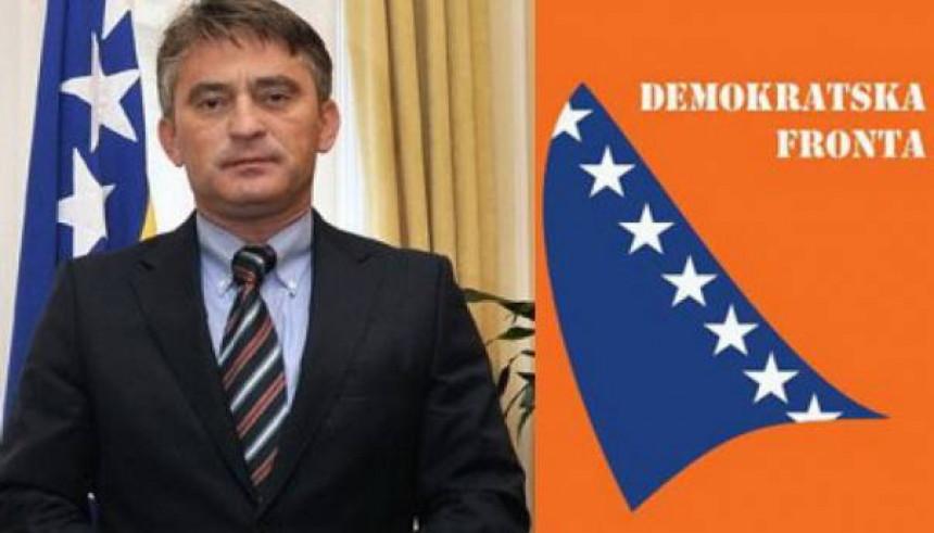 """""""Dodik u zaštiti terorizma vidi interes Srpske"""""""