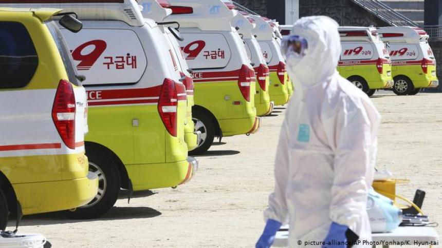 Kim Džong Un prijavio prvi slučaj virusa korona