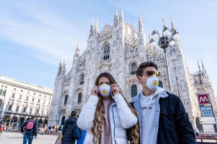 Novi talas zaraze u Italiji možda već u avgustu