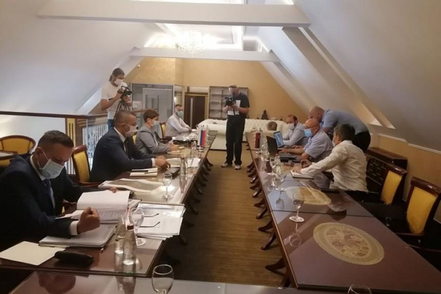 Razgovori Vlada o lokaciji za aerodrom u Trebinju