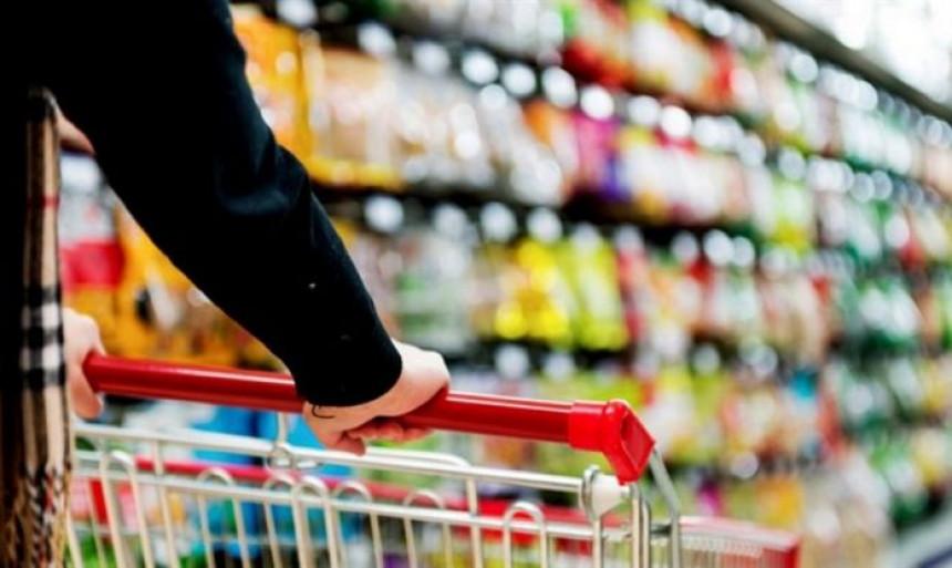 Cijene proizvoda u junu više za 0,1 odsto u BiH