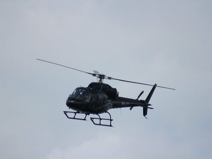 PDP: Prijave zbog upotrebe helikoptera u stranačke svrhe