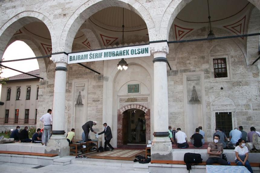 Muslimani slave Kurban-bajram